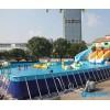 供应奥瑞斯支架游泳池  厂家直销 价格优惠  儿童娱乐项目 绝对正品  快乐冲关 充气模型