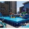 奥瑞斯淘气堡  儿童乐园 儿童淘气堡 PVC环保材料制作  支架泳池 水上乐园