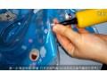 婴儿游泳圈颈圈脖圈充气使用方法 (44播放)