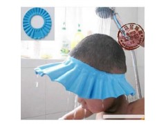 正品袋鼠宝宝浴帽