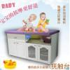 博特朗颖异多功能自由组合抚触台宝宝店游泳馆设备专用婴儿按摩台