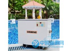 STCMOET电加热 泳池恒温设备 恒温热泵泳池设备恒温器