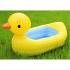 厂家直销abc正品会叫的黄鸭子婴儿浴盆