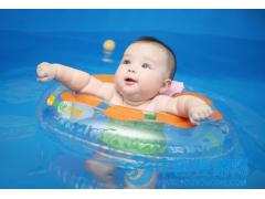 倍优天地婴儿游泳圈腰圈送气筒