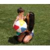 INTEX59030正品四色61CM充气儿童沙滩球