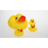 婴儿宝宝儿童洗澡戏水叫叫鸭母子鸭一大母三小