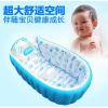 健游充气浴盆 婴儿游泳池 儿童澡盆宝宝游泳池批发 送泵
