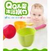 宝宝洗澡婴儿浴勺水勺儿童洗头杯 洗发戏水瓢戏水玩具