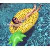 批发PVC充气菠萝圈西瓜圈游泳圈