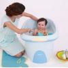 小孩洗澡桶大号澡盆婴儿浴盆儿童沐浴缸可坐加厚宝宝浴桶