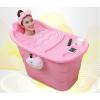 厂家直销成人沐浴桶超大号加厚塑料洗澡桶