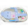 婴幼儿T字型沐浴床 洗澡网架三角浴网浴兜母婴用品批发