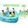 厂家直销盈泰充气婴儿游泳池方形家庭超大型游泳池