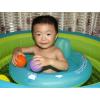 自游宝贝婴儿游泳圈趴圈