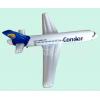 pvc充气玩具充气飞机pvc玩具定制