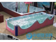 厂家供应婴儿游泳馆专用豪华玻璃大儿童游泳池