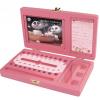 乐木宝宝胎毛乳牙盒牙齿保存盒婴儿个性纪念品收藏盒生日礼物牙屋
