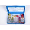 蓝泳牌游泳池水质测试盒验水盒PH余氯OTO水质测试剂