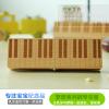 乐木钢琴乳牙盒胎毛保存收藏盒创意木制品牙屋婴幼儿纪念盒礼品