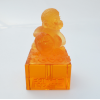 婴幼儿纪念品制作 琉璃大印章 玉玺印章 猴年印章定做批发