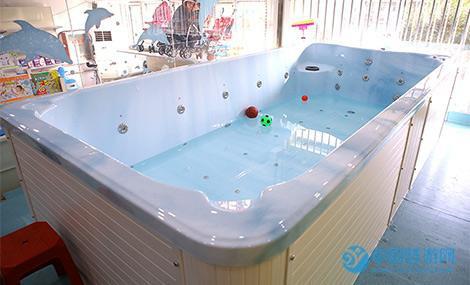 是否你也在想着开个婴儿游泳馆