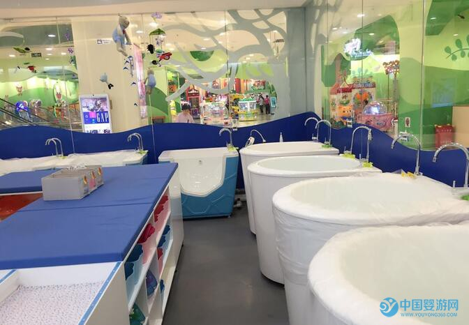 哪种类型婴儿游泳池更适合开游泳馆使用?