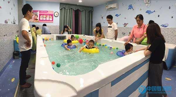 浅析婴幼儿游泳馆营销之道 让投资者事业路上畅行