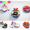 正品INTEX婴儿坐圈59586宝宝水上座艇 浮圈 儿童座骑 游泳圈
