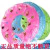 儿童游泳圈 PVC加厚特厚双层卡通充气水晶游泳圈批发 厂家直销