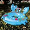 新款 儿童加厚座圈 造形圈 螃蟹艇 动物坐圈 带网布婴儿浮圈