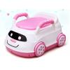 0-5岁宝宝坐便器 糖果色汽车款卡通儿童坐便器