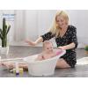 宝宝洗澡盆儿童小号加厚澡盆