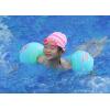 自游宝贝婴儿游泳圈儿童手臂圈宝宝浮圈臂圈