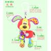 新款0-1岁婴幼儿车挂玩具Happy Monkey新品