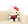 Aoger正版HelloKitty毛绒玩具 情侣海军KT猫咪娃娃
