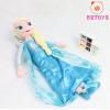 正品爱莎安娜姐妹公主冰雪奇缘毛绒玩具娃娃玩偶