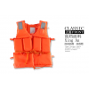 儿童成人专业充气游泳救生衣加厚船用工作衣