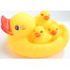 婴儿玩具会叫的洗澡小黄鸭戏水鸭子
