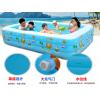 夏乐充气儿童游泳池大号婴幼儿海洋球池加高加厚小孩游泳池