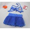Ocean Fry儿童泳衣比基尼泳装女童连体泳衣