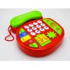 婴儿宝宝启蒙多功能音乐玩具电话小孩早教电话机