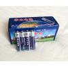 五号七号无汞AAA家用环保遥控电池华太电池玩具专用