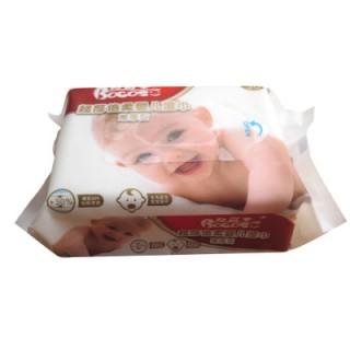 邦可士婴儿湿巾25抽+5抽 宝宝手口湿纸巾30片装新生儿便携装批发