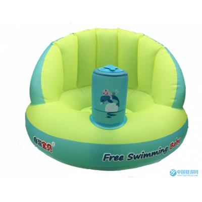 儿童游泳充气游泳圈儿童座圈
