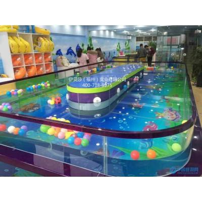 伊贝莎豪华儿童游泳池设备