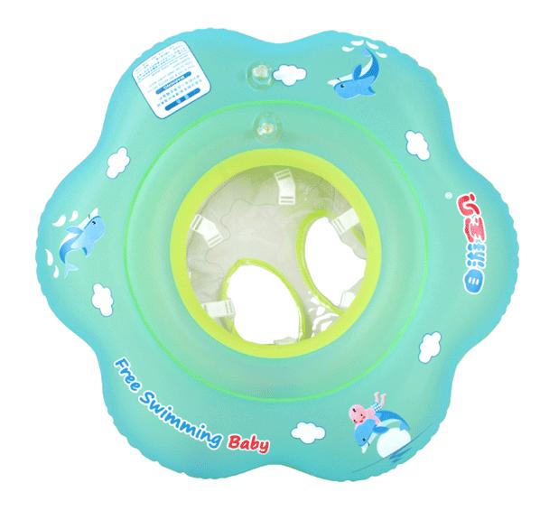自游宝贝儿童游泳可拆座圈腋下圈