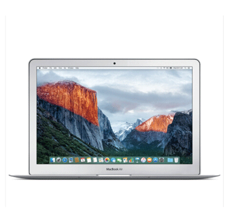 Apple MacBook Air 13.3英寸银色笔记本电脑
