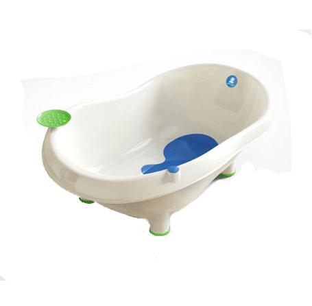 小白熊大号婴儿沐浴盆新生儿洗浴澡盆