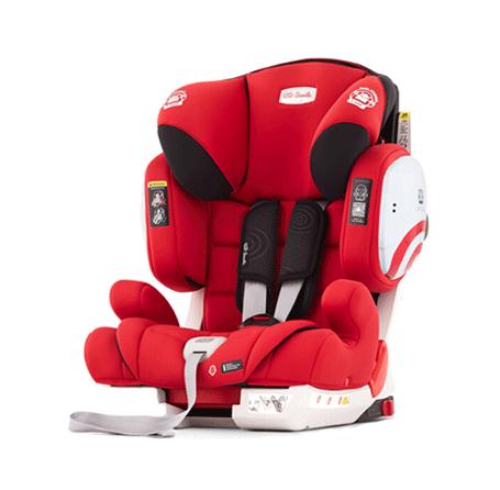Savile猫头鹰超级哈利9个月-12岁汽车用儿童安全座椅