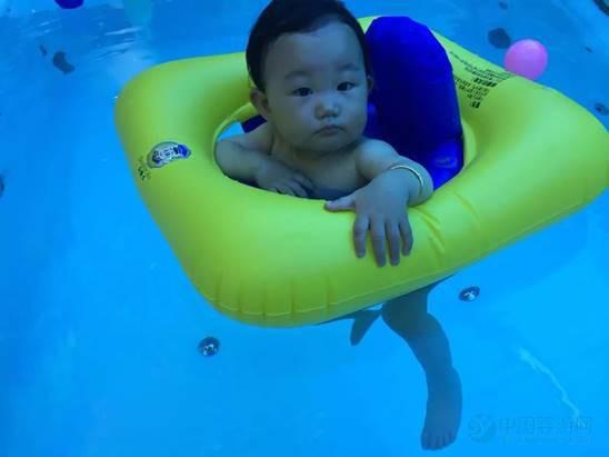 爱心天使第七届婴儿游泳决赛现场4